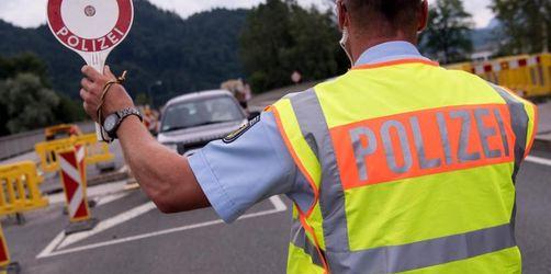 Bericht: Bundespolizei weist weniger Menschen an Grenze ab