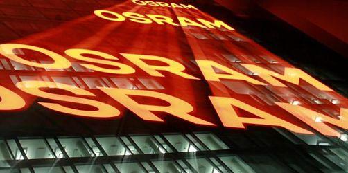 Osram startet mies ins neue Jahr: Jahresprognose wackelt