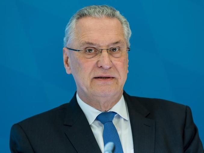 Bayerns Innenminister Joachim Herrmann.