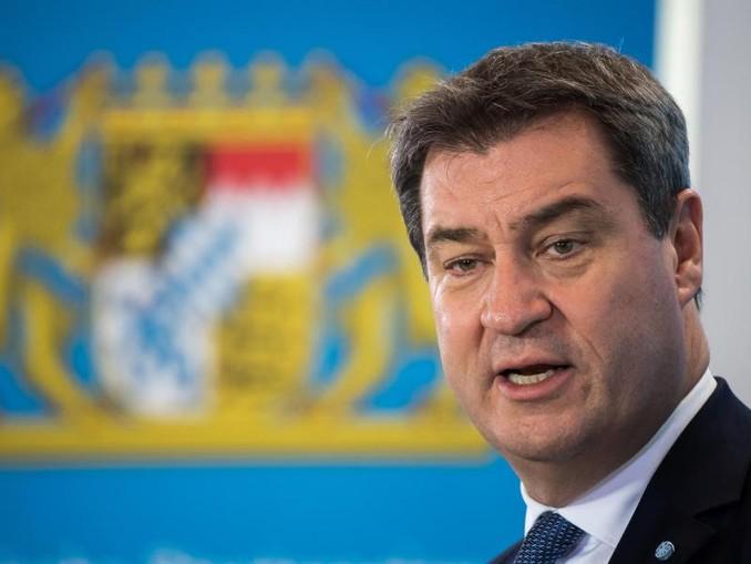 Markus Söder (CSU).
