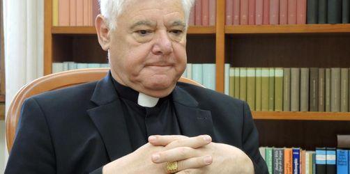 Deutscher Kardinal Müller: Papst von «Hofschranzen» umgeben