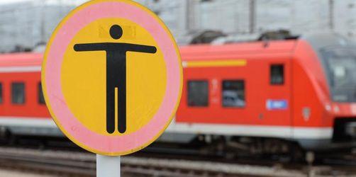 Unfall, Spaziergängerin, Ballon: S-Bahnen drei Mal gestoppt