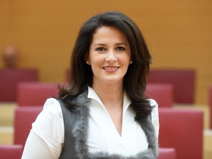 Michaela Kaniber (CSU), bayerische Landwirtschaftsministerin.Foto:Tobias Hase/Archivbild
