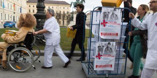 Innenministerium lehnt Volksbegehren Pflegenotstand ab