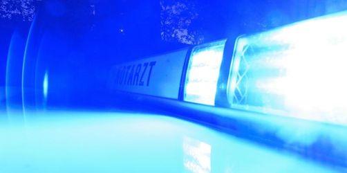 Jäger von Hochsitz-Pfosten schwer verletzt