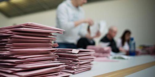 Bayerns Städte haben genügend Helfer für die Europawahl