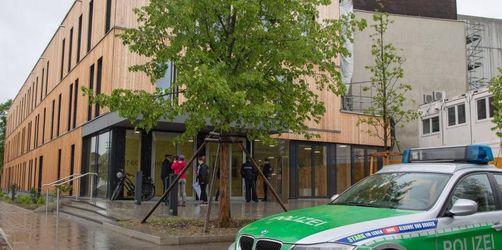 Drohungen gegen drei Münchner Schulen