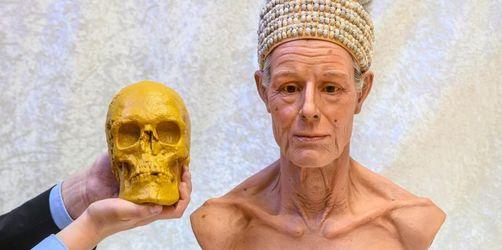 Archäologie-Museum: Gesicht für die «Tote von Niederpöring»