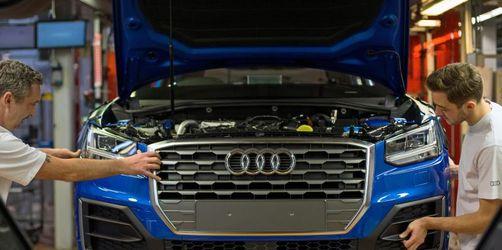Fußball und Autos: Audi lädt zur Hauptversammlung
