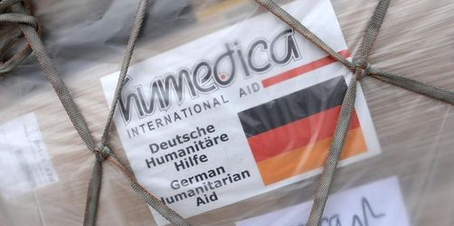Hilfsorganisation Humedica setzt auf Projekte vor Ort