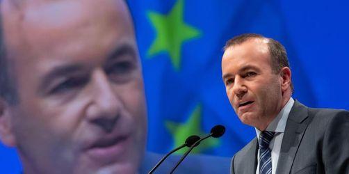 Europawahl: Weber fürchtet gute Zahlen für Rechtspopulisten