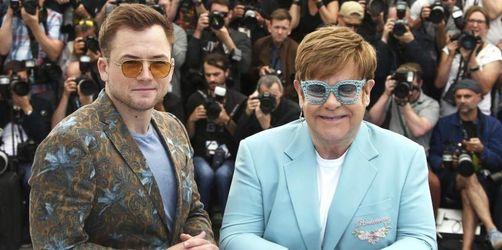 Elton John:Für «Rocketman» lange nach Filmstudio gesucht