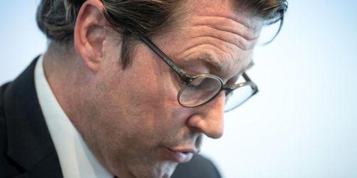 Haushaltsloch nach Maut-Verbot: Scheuer berät mit Task Force