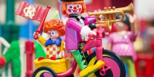 Playmobil-Chef strebt Firmenkäufe an