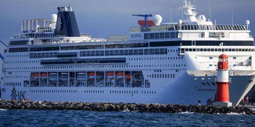 Unfall auf Kreuzfahrtschiff: 6000 Euro für zwei Fingerkuppen