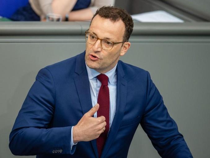 Gesundheitsminister Jens Spahn. /Archivbild
