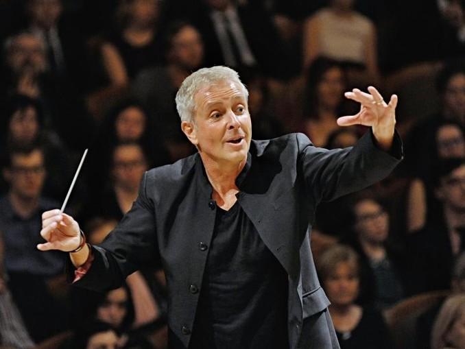 Dirigent Alexander Liebreich. /Tschechischer Rundfunk/Archivbild