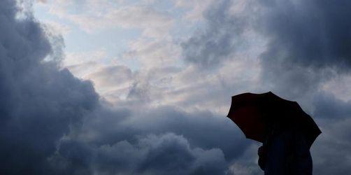 Regen und Gewitter machen dem Sommer vorerst ein Ende