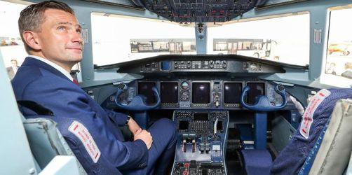 Dornier 328: Neustart am Flughafen Leipzig/Halle
