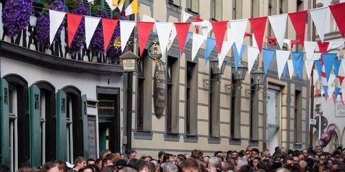 Volksfesttrubel in Bamberg: Sandkerwa hat begonnen