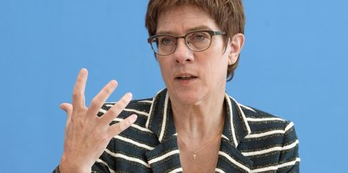 Kramp-Karrenbauer und Söder: Unserer Verantwortung bewusst