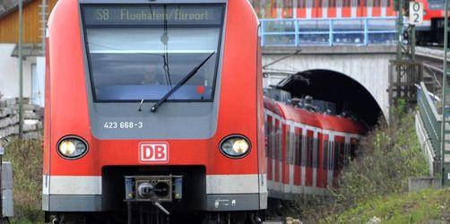 Spitzengespräch zu Ausfällen bei Münchner S-Bahn