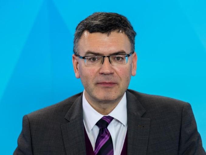 Staatskanzleichef Florian Herrmann. /dpa/Archivbild