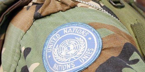 Debatte über deutsche Blauhelme in Gaza