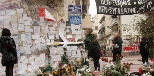 Nach Krawallen: Athen bildet Regierung um