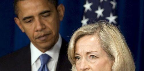 Obama steht vor 1, 2-Billionen-Defizit