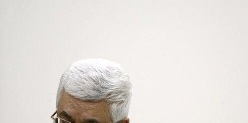 Amtszeit von Präsident Abbas läuft ab