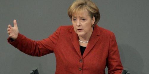 Merkel will Krisenbekämpfung in der EU anführen