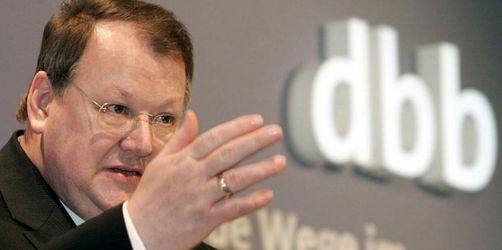 Beamtenbund beharrt auf acht Prozent Lohnplus