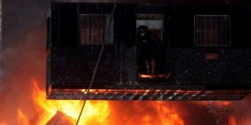Mehrere Tote bei Hausräumung in Südkorea