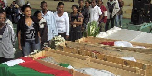 Rücktritt nach Blutbad auf Madagaskar