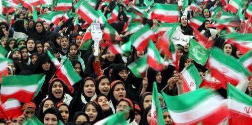 30 Jahre Islamische Republik - Iran feiert