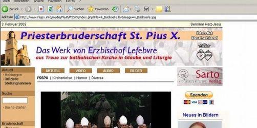 Katholische Laien: Schulen der Piusbrüder prüfen