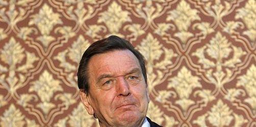 Schröder: Iran soll Sicherheit Israels garantieren