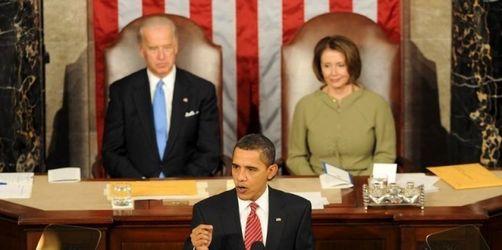 Obama setzt Zeichen für Optimismus