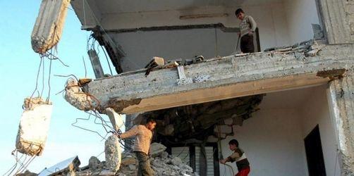 USA wollen 900 Mio. für Wiederaufbau in Gaza geben