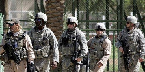 Obama will angeblich Irak-Abzug bis Mitte 2010