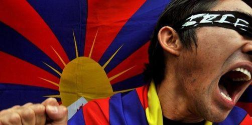Dalai Lama warnt vor Gewalt in Tibet