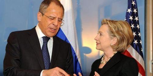 Tauwetter in Beziehungen zwischen USA und Russland