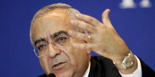 Palästinensischer Ministerpräsident zurückgetreten