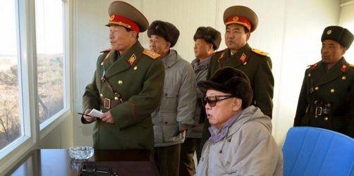Nervosität vor Nordkoreas geplantem Raketenstart
