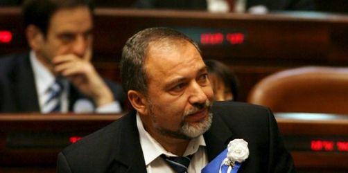 Lieberman sorgt mit Antrittsrede für Verärgerung