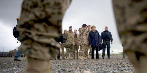 Merkel muss Afghanistan-Besuch abbrechen