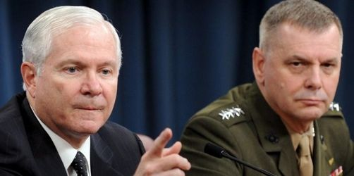 Gates will Militärausgaben drastisch umschichten