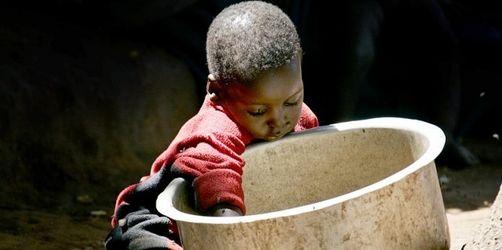 Eine Milliarde Menschen hungern