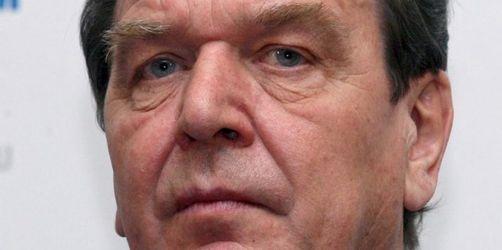 Ständig auf Achse: Gerhard Schröder wird 65